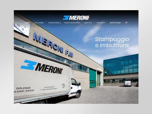 sito Meroni Fratelli